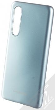 Molan Cano Jelly Case TPU ochranný kryt pro Huawei P30 blankytně modrá (sky blue)