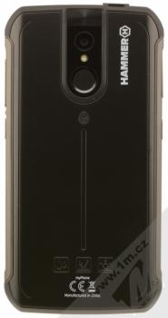 MYPHONE HAMMER BLADE černá šedá (black gray) zezadu