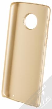 Nillkin Super Frosted Shield ochranný kryt pro Moto G6 Plus zlatá (gold) zepředu