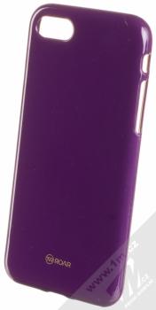 Roar LA-LA Glaze TPU ochranný kryt pro Apple iPhone 7, iPhone 8 fialová (purple)