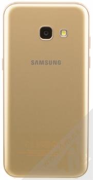 SAMSUNG SM-A320FL GALAXY A3 (2017) zlatá (gold sand) zezadu