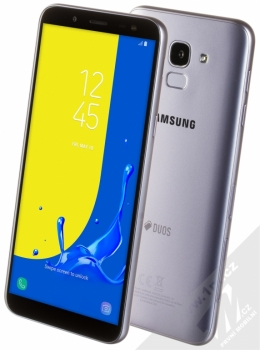 Samsung SM-J600FN/DS Galaxy J6 + BRÝLE PRO VIRTUÁLNÍ REALITU SETTY v ceně 499Kč ZDARMA fialovošedá (lavender)