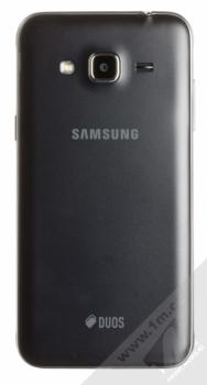 SAMSUNG SM-J320F/DS GALAXY J3 (2016) DUOS černá (black) zezadu