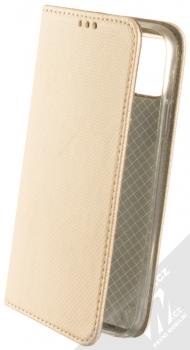 Sligo Smart Magnet flipové pouzdro pro Apple iPhone 11 zlatá (gold)