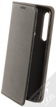 Sligo Smart Magnet Color flipové pouzdro pro Moto G8 Play, One Macro černá (black)