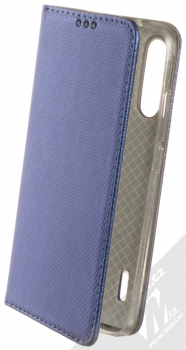 Sligo Smart Magnet flipové pouzdro pro Xiaomi Mi A3 tmavě modrá (dark blue)