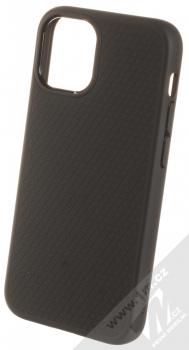 Spigen Liquid Air ochranný kryt pro Apple iPhone 12 mini černá (matte black)