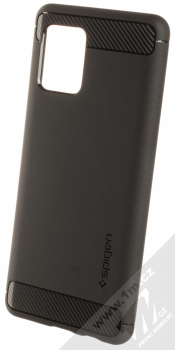 Spigen Rugged Armor odolný ochranný kryt pro Samsung Galaxy A42 5G černá (matte black)