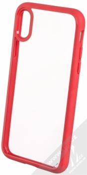 Spigen Ultra Hybrid odolný ochranný kryt pro Apple iPhone X červená (red)