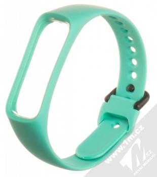 Tactical Single Color Strap silikonový pásek na zápěstí pro Samsung Galaxy Fit e tyrkysová (turquoise)