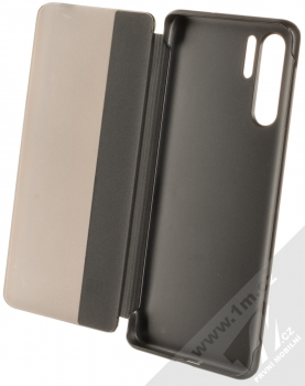 Vennus Sleep Flip Cover flipové pouzdro pro Huawei P30 Pro černá (black) otevřené
