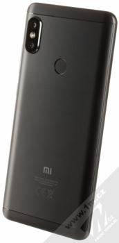 XIAOMI REDMI NOTE 5 3GB/32GB Global Version CZ LTE černá (black) šikmo zezadu