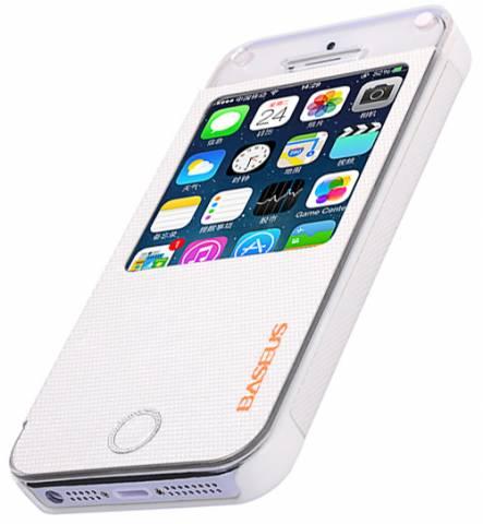 Baseus Bohem flipové pouzdro pro Apple iPhone 5 b9b4e6ce9d4