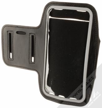 1Mcz Armband2 sportovní pouzdro na paži pro mobilní telefon od 5.0 do 6.0 palců černá (black)