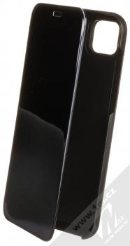 1Mcz Clear View flipové pouzdro pro Huawei Y5p, Honor 9S černá (black)