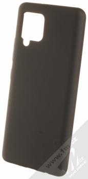 1Mcz Solid TPU ochranný kryt pro Samsung Galaxy A42 5G černá (black)