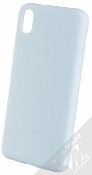1Mcz Solid TPU ochranný kryt pro Xiaomi Redmi 7A světle modrá (light blue)