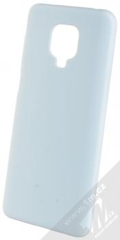 1Mcz Solid TPU ochranný kryt pro Xiaomi Redmi Note 9 Pro, Redmi Note 9 Pro Max, Redmi Note 9S světle modrá (light blue)