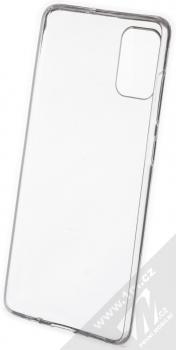 1Mcz Super-thin TPU supertenký ochranný kryt pro Samsung Galaxy A71 průhledná (transparent) zepředu