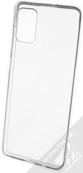 1Mcz Super-thin TPU supertenký ochranný kryt pro Samsung Galaxy A71 průhledná (transparent)