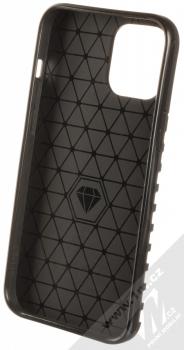 1Mcz Thunder odolný ochranný kryt pro Apple iPhone 12 Pro Max černá (black) zepředu
