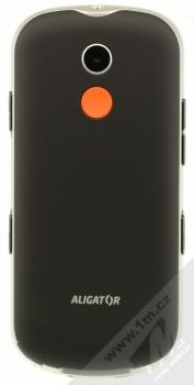 ALIGATOR A880 SENIOR černá (black) zezadu