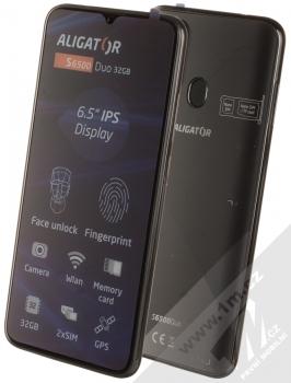 Aligator S6500 Duo 2GB/32GB černá (black)