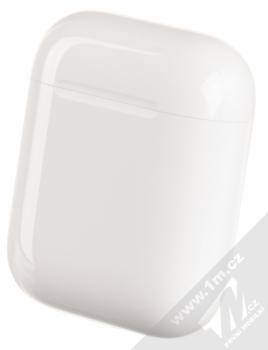 Apple AirPods headset stereo sluchátka bílá (white) pouzdro