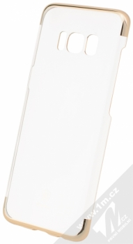 Baseus Glitter Case pokovený ochranný kryt pro Samsung Galaxy S8 zlatá (gold)