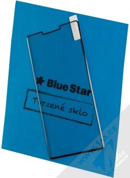 Blue Star 5D Tempered Glass ochranné tvrzené sklo na kompletní displej pro Huawei Mate 30 Pro černá (black)
