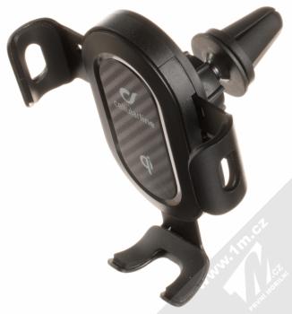 CellularLine Handy Wing Active Wireless univerzální držák s bezdrátovým nabíjením do mřížky ventilace automobilu černá (black)