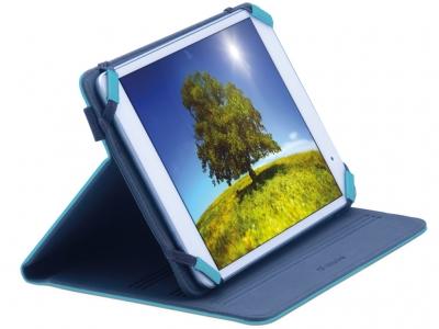 CellularLine Stand Case kožené pouzdro pro tablet 10 palců stojánek