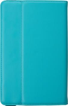 CellularLine Stand Case kožené pouzdro pro tablet 10 palců zezadu