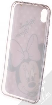 Disney Minnie Mouse 008 TPU ochranný kryt pro Huawei Y5 (2019), Honor 8S světle růžová (light pink) zepředu