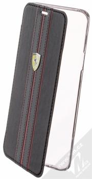 Ferrari On Track flipové pouzdro pro Samsung Galaxy S9 Plus (FESURFLBKTS9LBKR) černá (black)