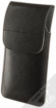 Fixed Pocket 5XL PLUS pouzdro pro mobilní telefon, mobil, smartphone (RPPCM-001-5XL+) černá (black)