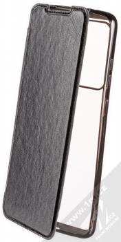 Forcell Electro Book flipové pouzdro pro Samsung Galaxy S20 Ultra černá (black)