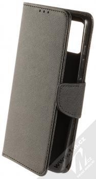 Forcell Fancy Book flipové pouzdro pro Samsung Galaxy A51 černá (black)
