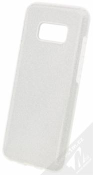 Forcell Shining třpytivý ochranný kryt pro Samsung Galaxy S8 stříbrná (silver)