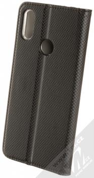 Forcell Smart Book flipové pouzdro pro Xiaomi Redmi Note 7 černá (black) zezadu