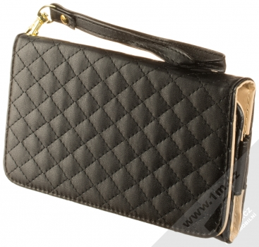 GreenGo Wallet Pik velikost 5XL pouzdro pro mobilní telefon, mobil, smartphone černá (black)