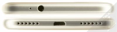 HUAWEI P9 LITE MINI stříbrná (silver) seshora a zezdola
