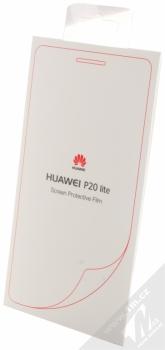 Huawei Screen Protective Film originální ochranná fólie na displej pro Huawei P20 Lite krabička