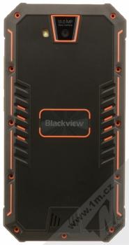 iGET BLACKVIEW GBV4000 oranžová (sunshine orange) zezadu