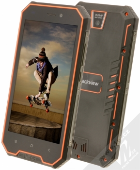 iGET BLACKVIEW GBV4000 oranžová (sunshine orange)