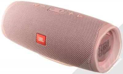 JBL CHARGE 4 voděodolný výkonný Bluetooth reproduktor a záložní zdroj růžová (pink)