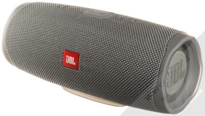 JBL CHARGE 4 voděodolný výkonný Bluetooth reproduktor a záložní zdroj šedá (grey)