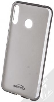 Kisswill TPU Open Face silikonové pouzdro pro Asus ZenFone 5Z (ZS620KL) černá průhledná (black)