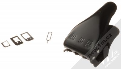 Micra Sim Cutter - kleště, řezačka microSIM a nanoSIM karet černá (black) balení