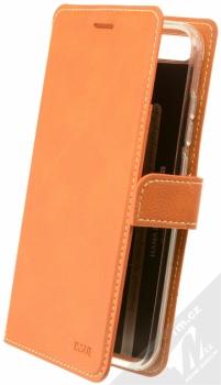 Molan Cano Issue Diary flipové pouzdro pro Xiaomi Mi A1 hnědá (brown)